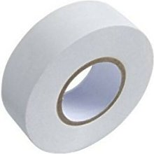 Electrical Insulation Tape White 0.13Mmx19Mmx10Mts