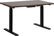 Electrically Adjustable Standing Desk 130 x 72 cm