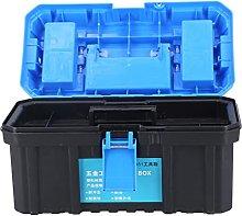 Electrician Suitcase, PP Plastic Double Layer