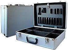 Electricians Aluminium Lockable Silver Tool,