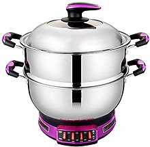 Electricity Heat Pot Multi-Function Electric