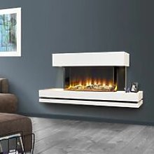 Electriflame Wall Mounted Elecrtic Fire Fireplace