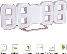 Electronic Clock, Digital Clock Durable with
