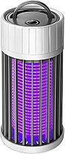 Electronic Fly Zapper Fly Killer, Silent LED