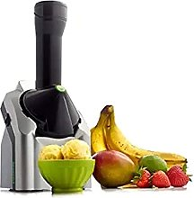 Electronic Ice Cream Maker, Portable Household Use