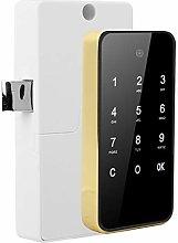 Electronic Lock Smart Cabinet Lock 5.0 x 2.5in
