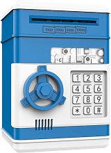 Electronic Piggy Bank Mini ATM Password Money Bank