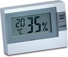 Electronic Thermo Hygrometer Symple Stuff