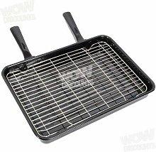 Electruepart Universal 2 Handle Grill Pan