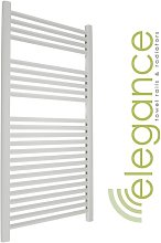Elegance Linea Towel Warmer 750 x 480 White -