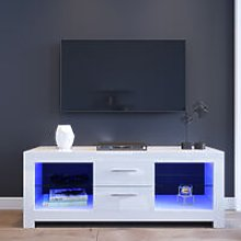 ELEGANT 1300mm Modern High gloss TV Stand Cabinet
