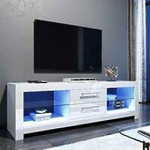 ELEGANT 1600mm Modern High gloss TV Stand Cabinet