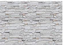 Elegant 3D Waterproof DIY Stone Brick/Wood Pattern