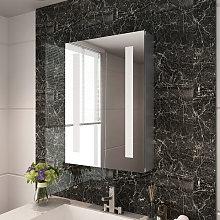 ELEGANT 500 x 700mm Illuminated LED Bathroom
