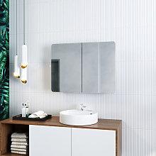 ELEGANT 600 x 800 mm Stainless Steel Bathroom