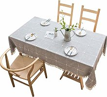 Elegant And Luxurious Soft Thick Tablecloth