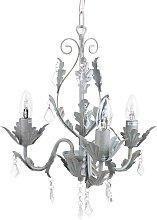 Elegant Decorative Accent Chandelier Pendant Lamp