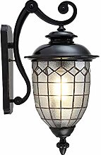 Elegant Exterior Wall Light E27 IP44 Wall lamp