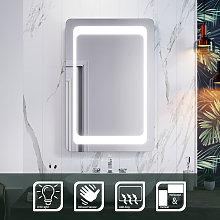 ELEGANT Frontlit LED Illuminated Bathroom Mirror
