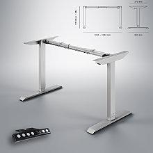 ELEGANT Height Adjustable Electric Standing Desk