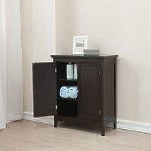 Elegant Home Fashions Bathroom Cabinet Cupboard