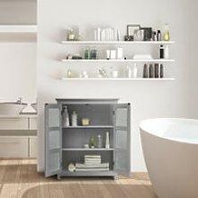 Elegant Home Fashions Bathroom Connor Free