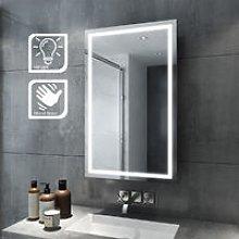 ELEGANT Illuminated LED Bathroom 430 x 690mm