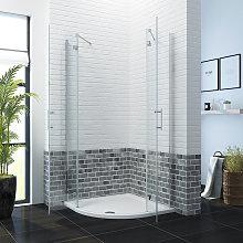 ELEGANT Quadrant Shower Enclosure Pivot Hinge 6mm