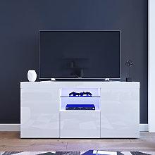 ELEGANT TV Stand TV Unit TV Cabinet with LED