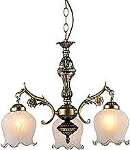 Elegant Vintage Chandelier,Pastoral Art Stylish