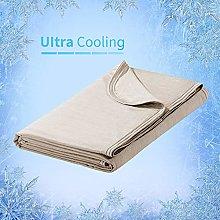Elegear Cool Summer Blanket, 2 in 1 Design Throw