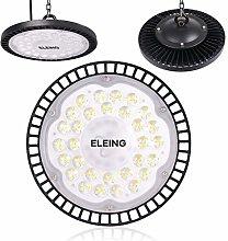 ELEING 100W LED High Bay Light, Industrial UFO