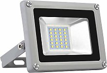 ELEING 20W LED Flood Light, 1600LM Spot Light