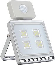 ELEING 20W Security Light with Motion Sensor,LED