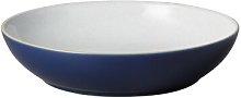 Elements 1.05 Pasta Bowl Denby Colour: Dark Blue