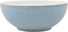 Elements Blue Coupe Cereal Bowl