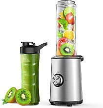 Elemore Home Smoothie Mixer with 3 Modes, Electric