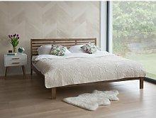Eleni European Kingsize Bed Frame Gracie Oaks
