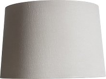 Eleonora 40cm Linen Drum Lamp Shade Symple Stuff
