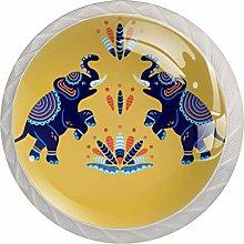 Elephant Yellow | Modern Minimalist Printing
