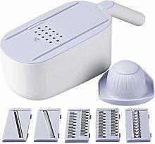 Elibeauty Slicer Professional Food Slicer with