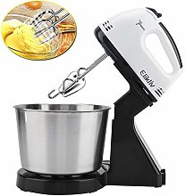Elikliv Electric Hand Mixer Stand Mixers with 1.7L