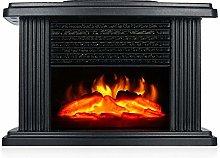 Elikliv Elikliv 1000W Electric Fireplace Portable