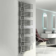 Elisa Designer Heated Towel Rail 1000mm H x 500mm