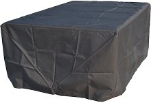 Elite Rectangular Garden Dining Set Cover Symple