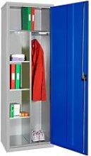 Elite Slim Clothing & Equipment Cupboard, Yellow