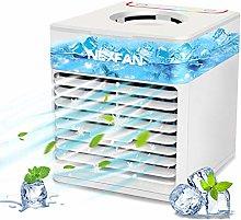 Elitlife Air Cooler 4 in 1 Portable Mini Air