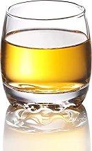 ELIVIA Shot Glass Set, 2 oz Clear Glasses for