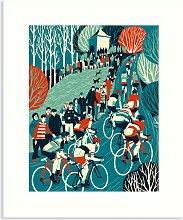 Eliza Southwood - 'Le Tour 1' Cycling
