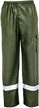 Elka 022401001009 Dry Zone Trousers, Olive, 4XL